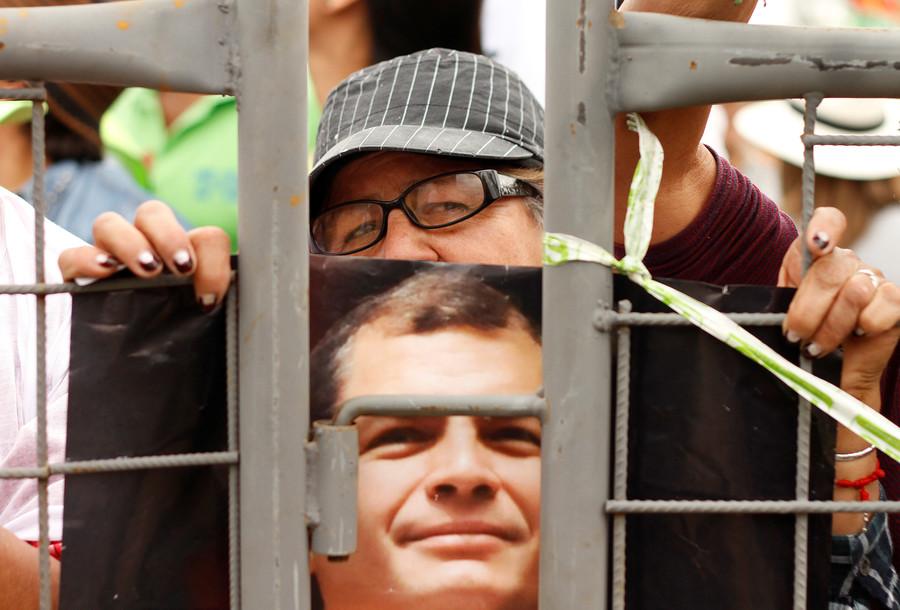 'They want me dead': Rafael Correa defies arrest order & talks 'lawfare' in emotional RT interview