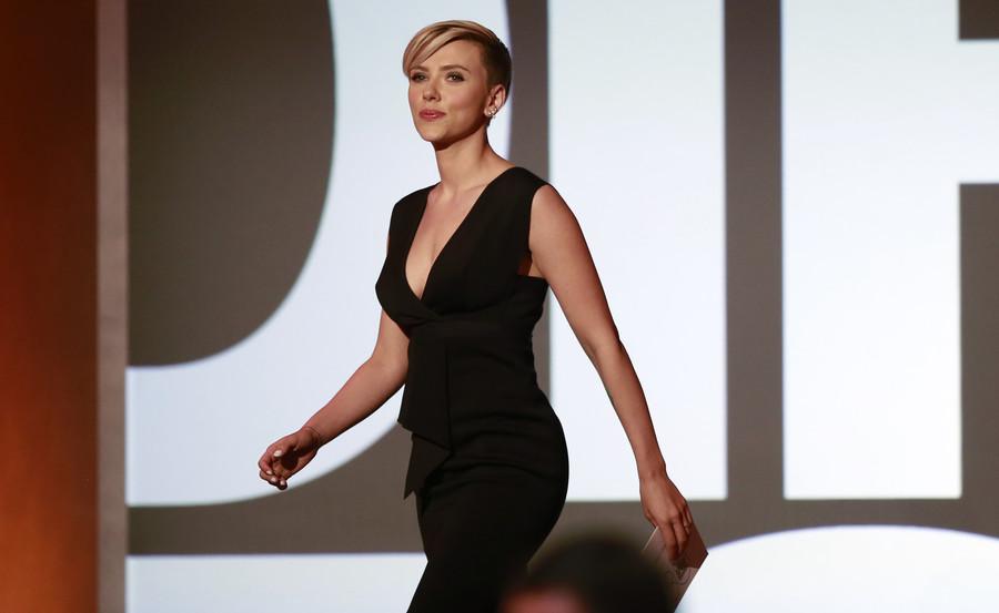 Transgender movie outrage: Scarlett Johansson's new 'pimp' role melts internet