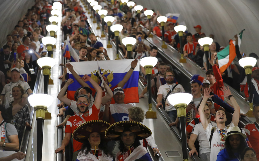 'Where does Lenin sleep?' Moscow reveals some bizarre questions of World Cup fans