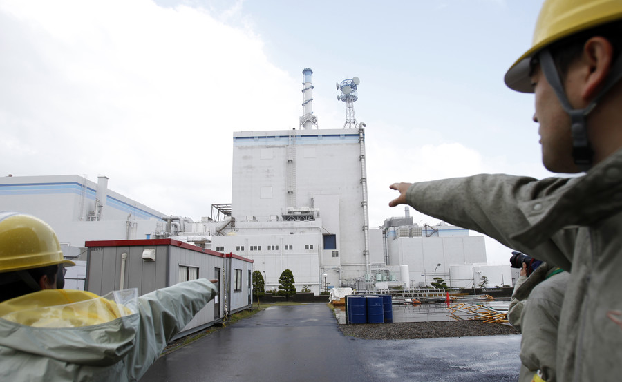 Tokyo admits 1st death from Fukushima radiation exposure