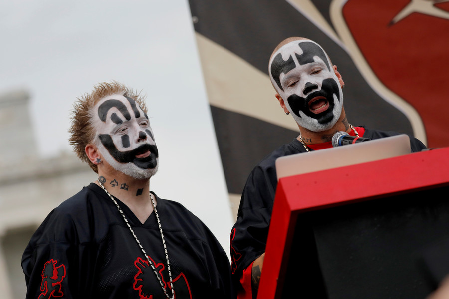 Insane Clown Privacy: Juggalo makeup is the key to defeating facial recognition software