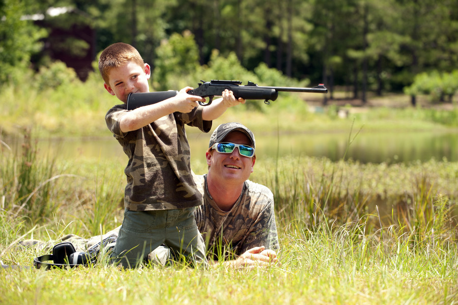 Hunting kids of Instagram: Outrage over children posing with their kills
