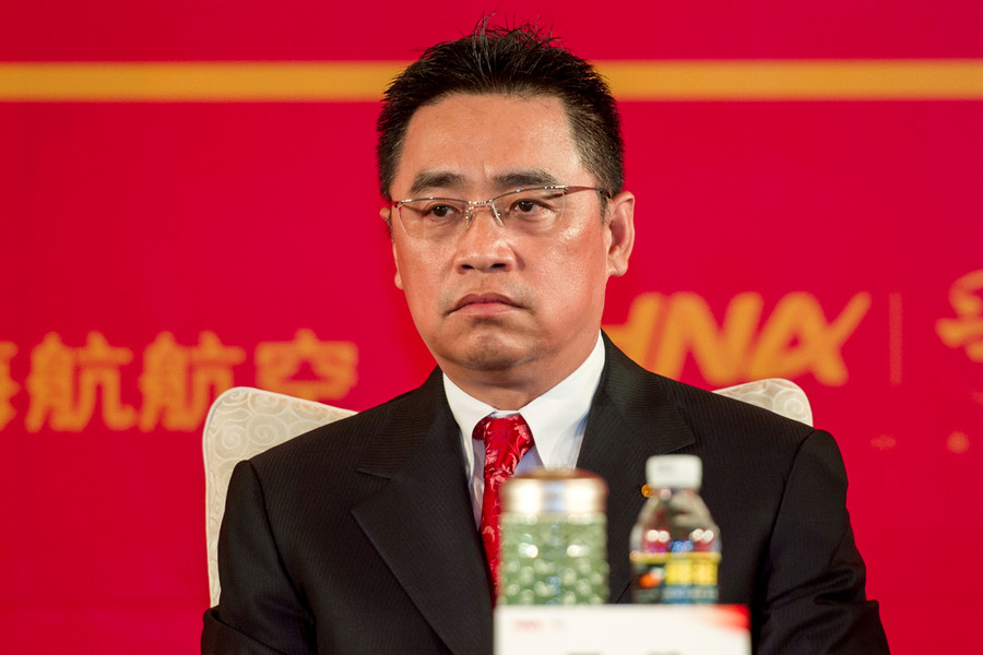 Chinese HNA Group chairman falls to his death after posing for photo in France