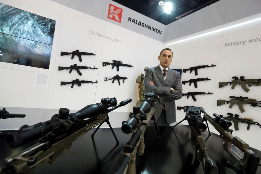 Kalashnikov lawyers propose 20-gun per citizen limit in new Russian bill