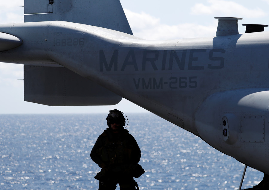 2 US Marines ordered to pay $240k to family of Okinawa assault victim