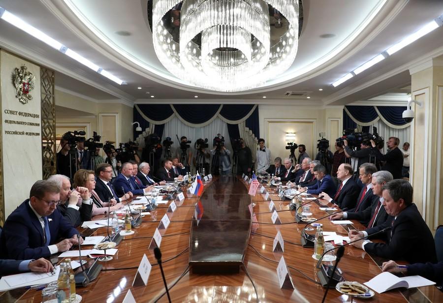 'Thaw' in Russian-US parliamentary relations – senior senator