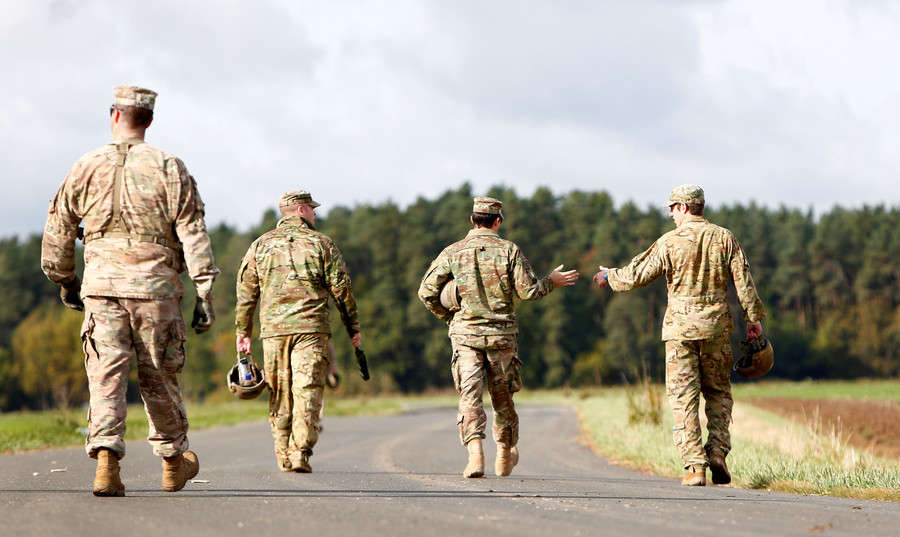 American troops unlikely to leave Germany, US NATO envoy says