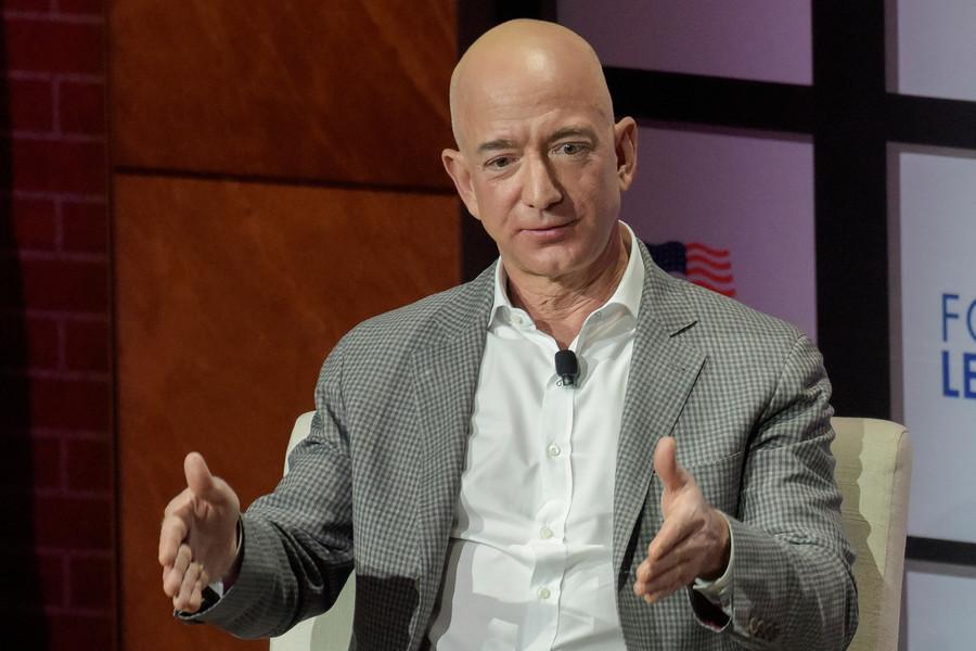 Jeff Bezos news