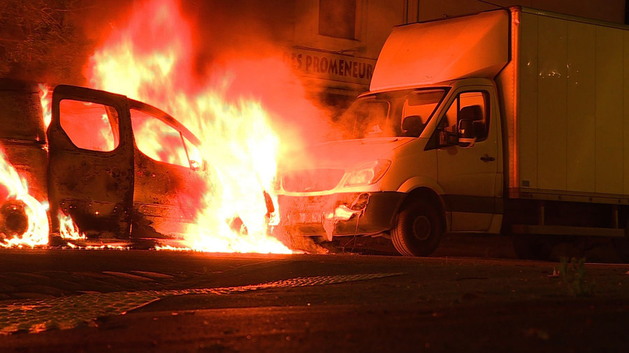 Police officer charged for shooting that sparked riots in France