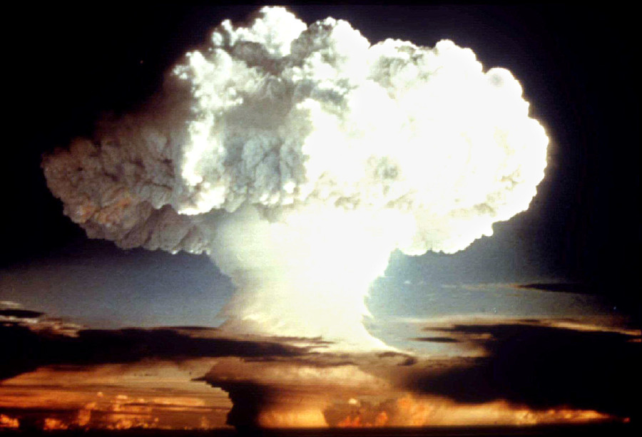 Historic nukes: 250 videos of previously-classified US atomic tests hit internet (VIDEO)