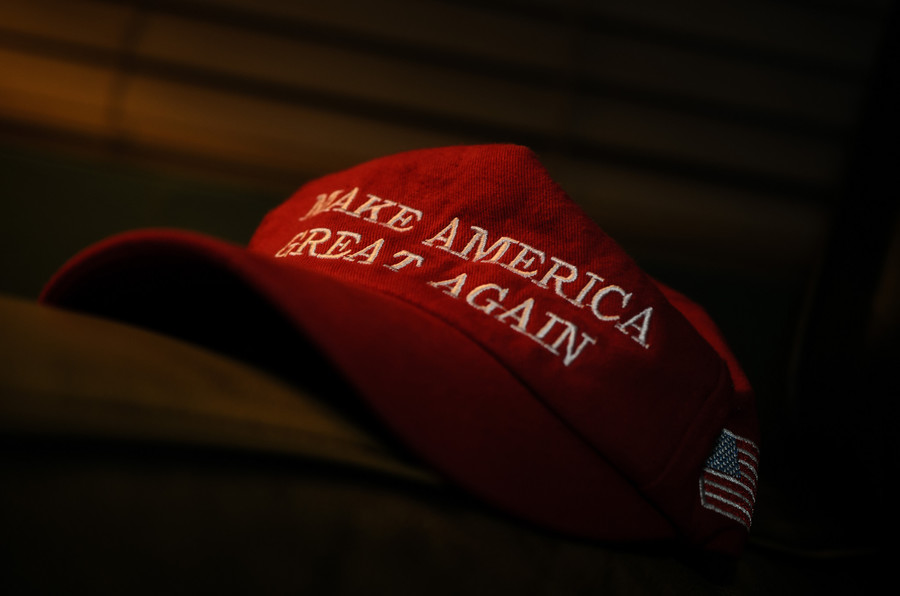 Man who attacked teen over MAGA hat arrested for theft