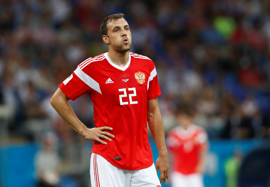 'We wanted to show football is alive in Russia' – tearful Dzyuba on hosts' World Cup campaign