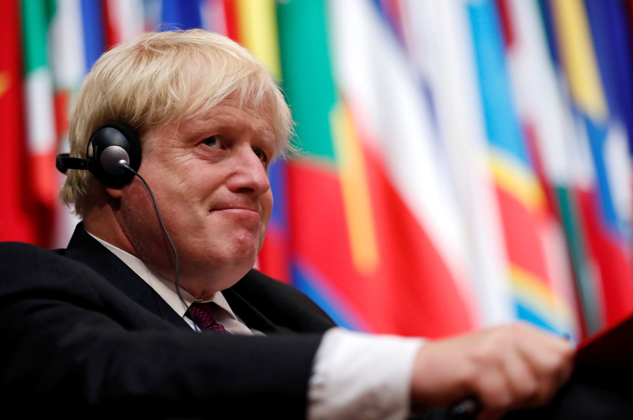 'Absolute stinker' of Brexit deal 'like polishing a turd,' claims Boris Johnson after 12hr deadlock