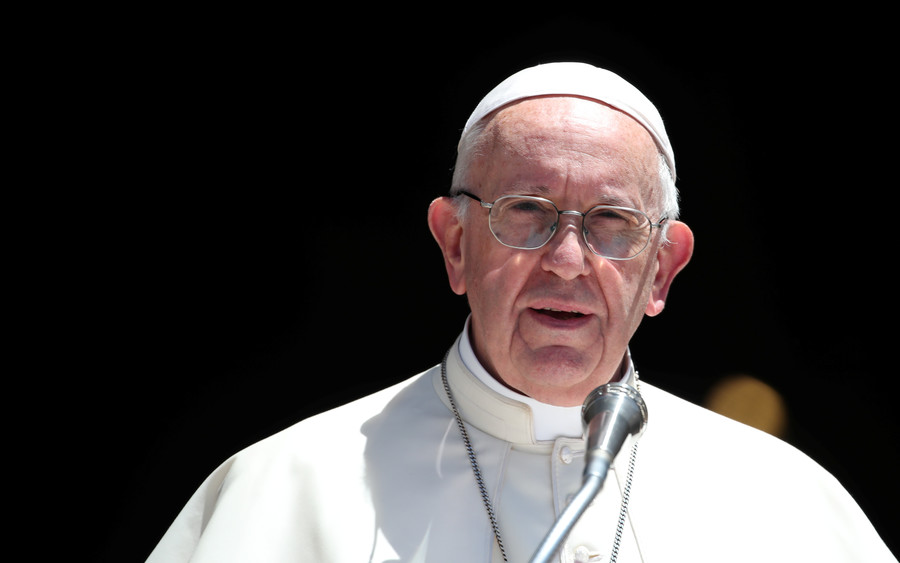 Christians could vanish from Middle East due to 'murderous indifference' of world govts, Pope warns