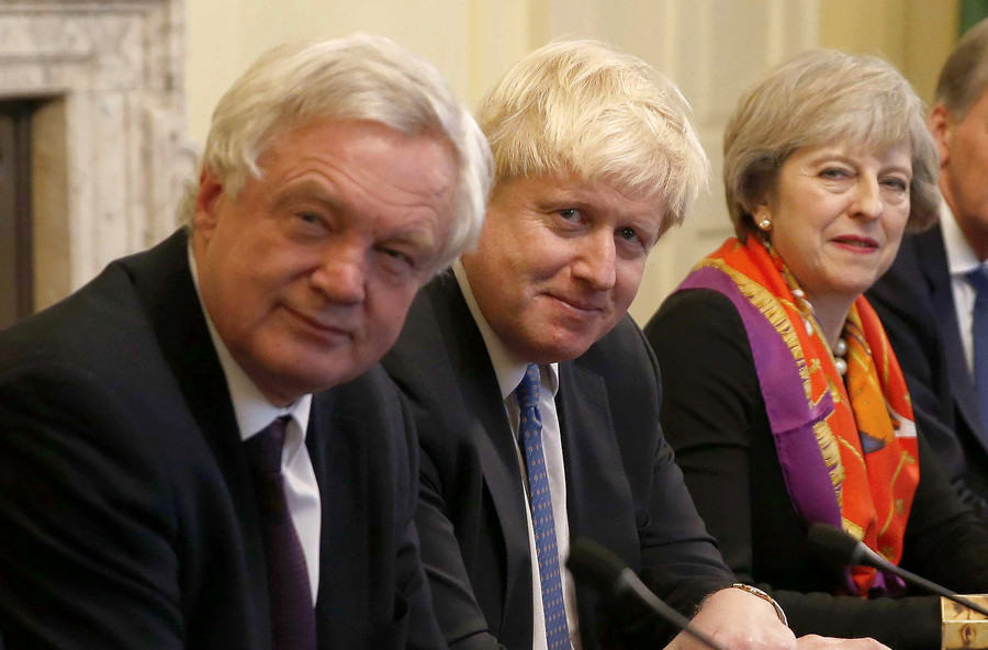 Sinking ship? Spate of resignations could mean game over for Theresa May government