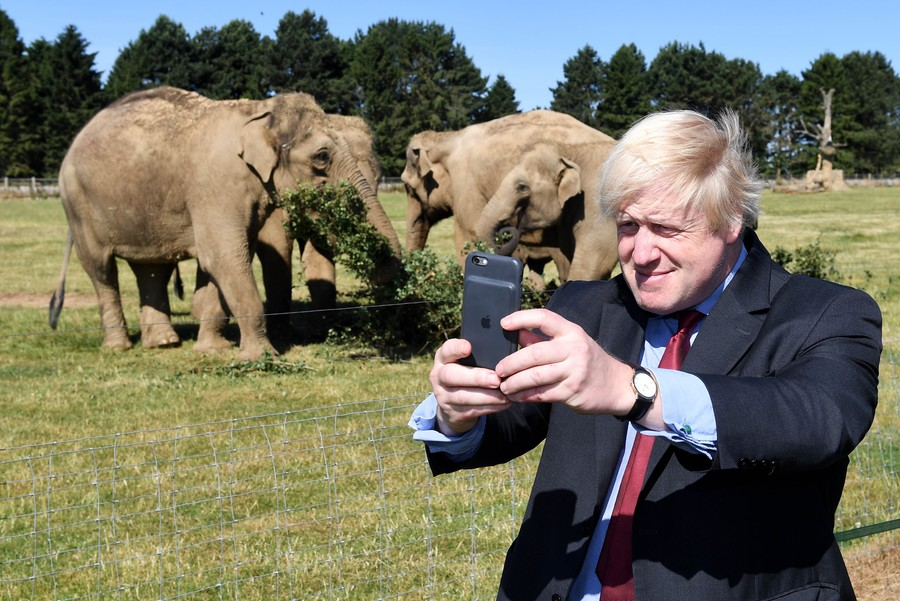 From bulldozers to bodies: BoJo's gaffes as foreign secretary