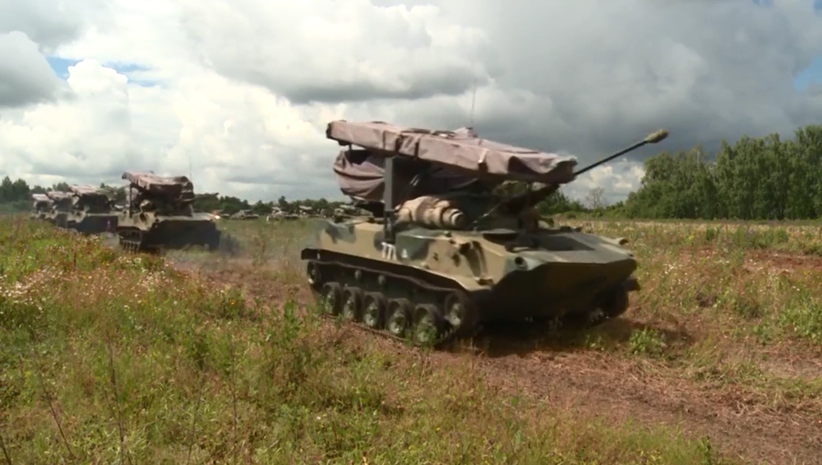 2.5k troops & military hardware: Russia's Airborne roll out for rapid assault drill (VIDEO)