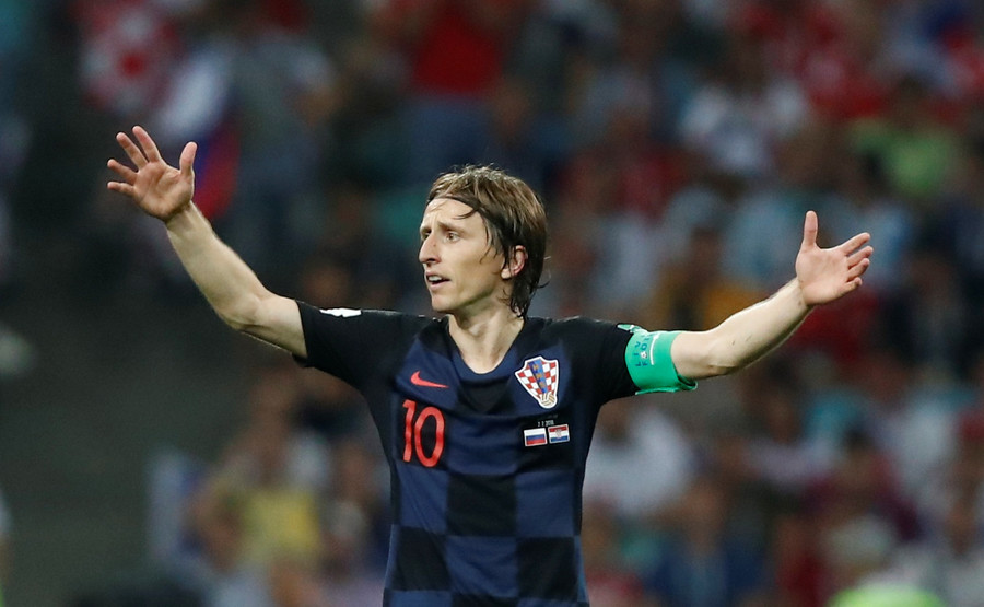 Luka Modric news