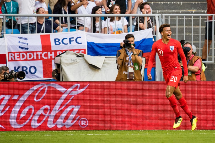 England V. Croatia, Winner Will Play France