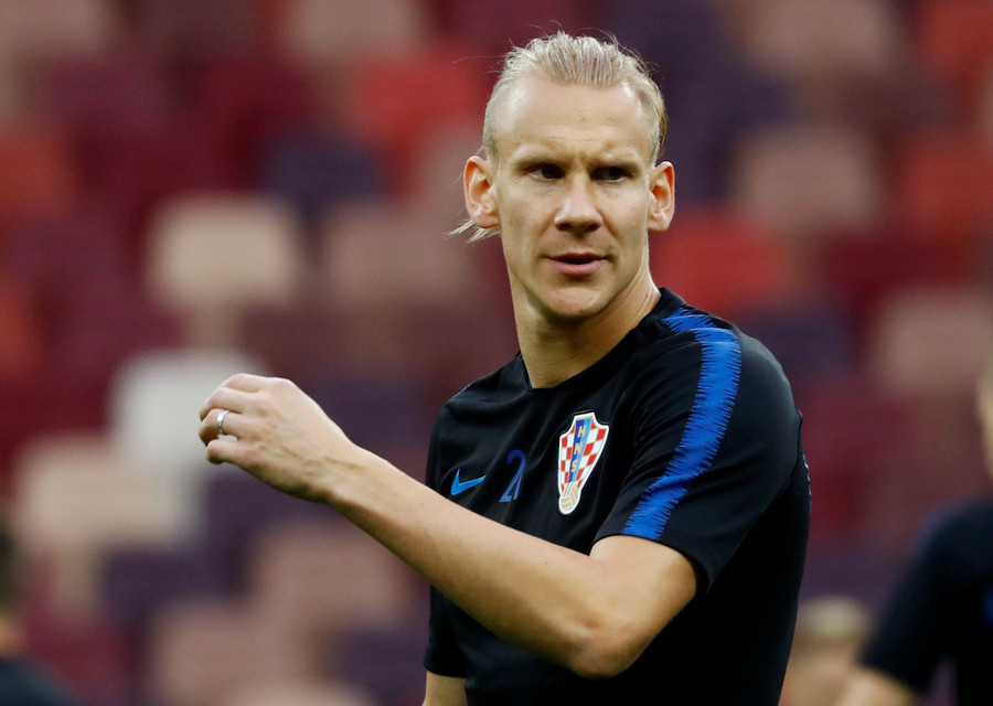 Ukraine FA offers to pay fine of Croatian coach sent home for Domagoj Vida 'Glory to Ukraine' video
