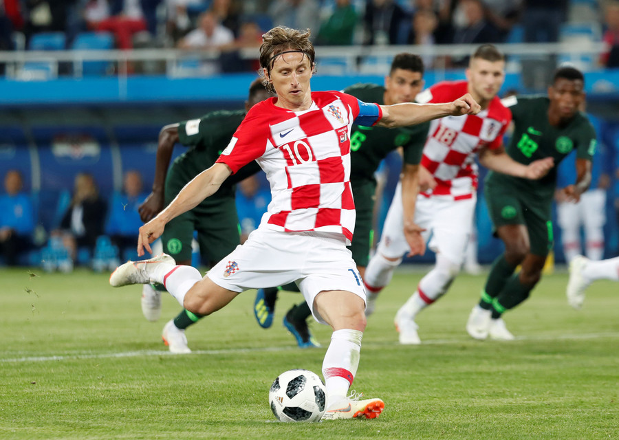 Croatia reach World Cup final as England pain goes on