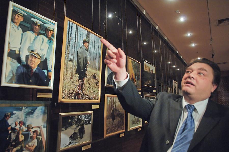 Grandson of iconic Soviet leader Brezhnev passes away in Crimea
