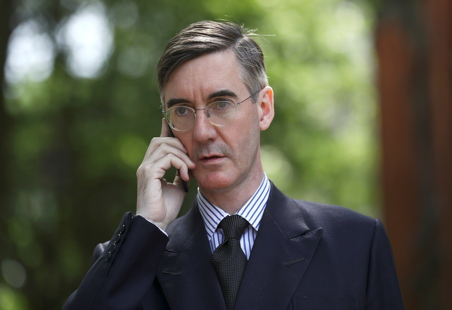 Rees-Mogg launches bid to put brakes on May's Chequers Brexit plans