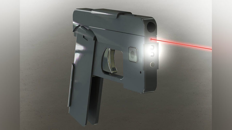 Controversial gun that looks like a smartphone enters full production in US