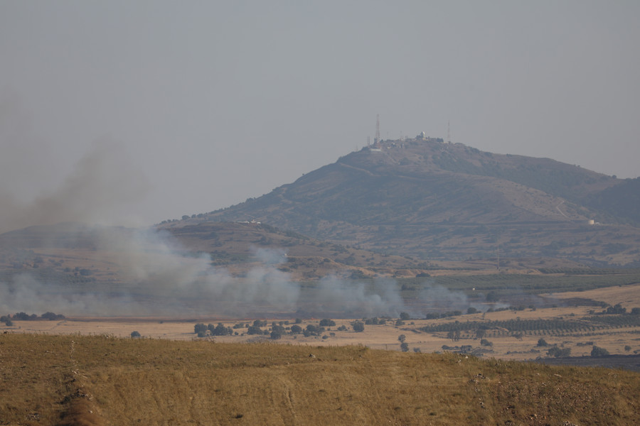 Israel strikes Syrian army positions near Golan Heights, vows to 'decisively protect sovereignty'