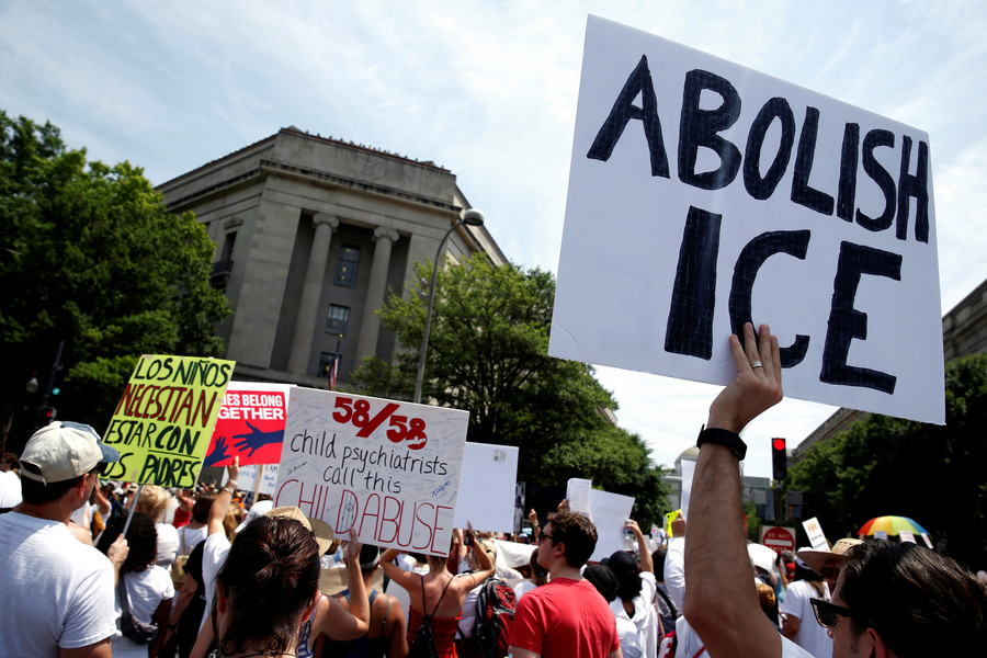 House Democrats introduce 'Abolish ICE' bill