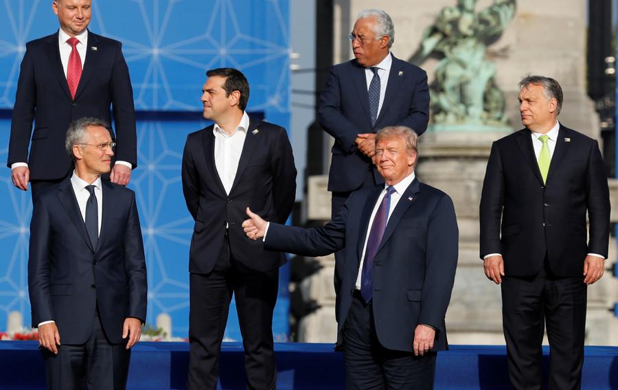 NATO summit day 2: Trump congratulates himself on victory despite no visible policy change