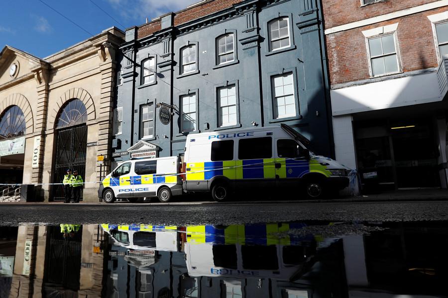 Full alert in Salisbury as man 'falls ill' near restaurant where Skripals ate before poisoning