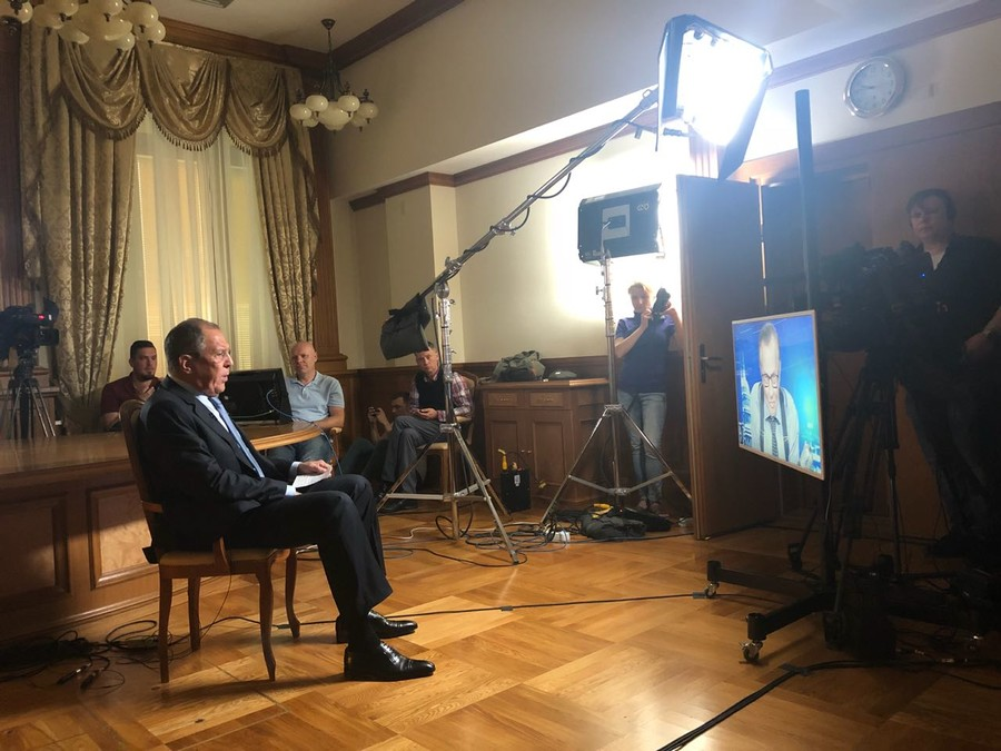 We consider Trump partner, not 'competitor' - Putin's adviser