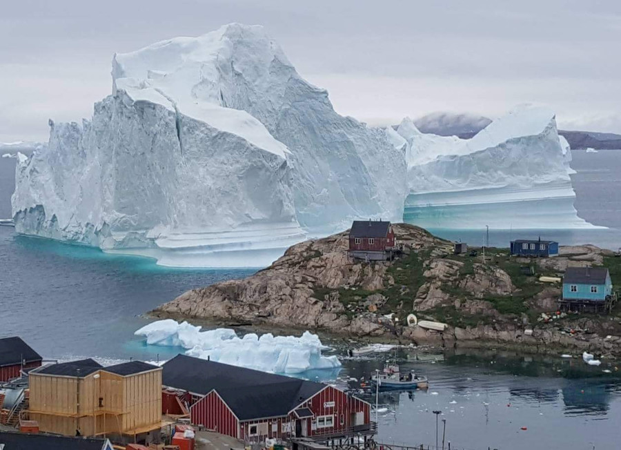 Iceberg tsunami warning: Greenland fishing village on red alert as locals gripped by fear
