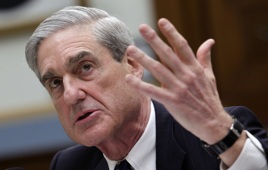 Mueller indicts 12 Russians for 2016 presidential election hacking offences