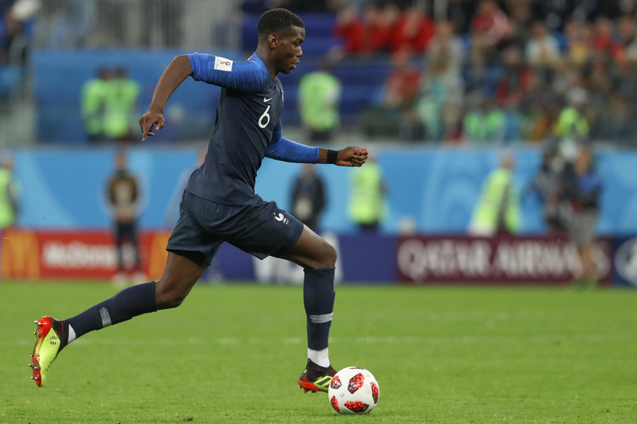 Mourinho confident World Cup heroics will lift Pogba