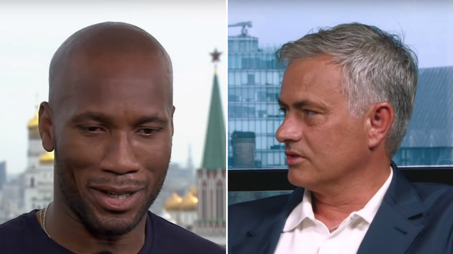 He's back! Jose Mourinho returns to RT for new Champions League show (VIDEO)