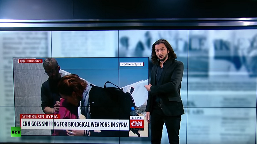 'US media nearly lied us into WW3 thinking nuclear winter is good for ratings' – Lee Camp