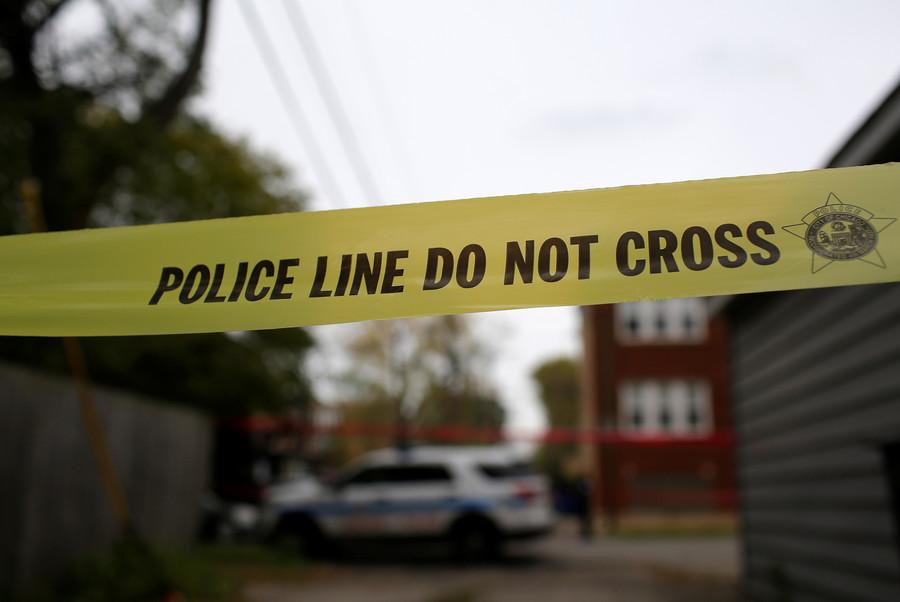 'Murderers!' Violent protests erupt after Chicago police shoot armed man (VIDEOS)