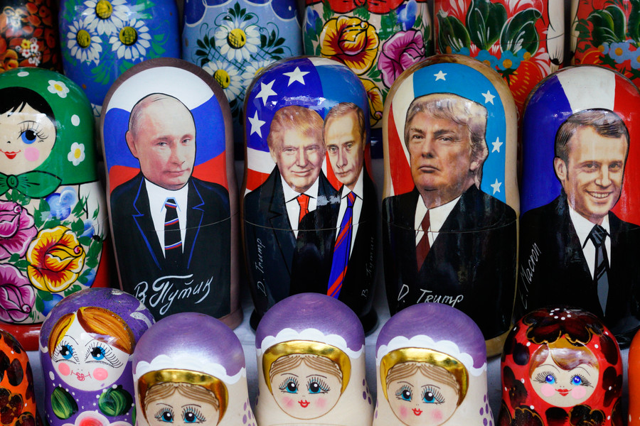 Denial & guilt: US liberals collectively lose their minds over #Treasonsummit