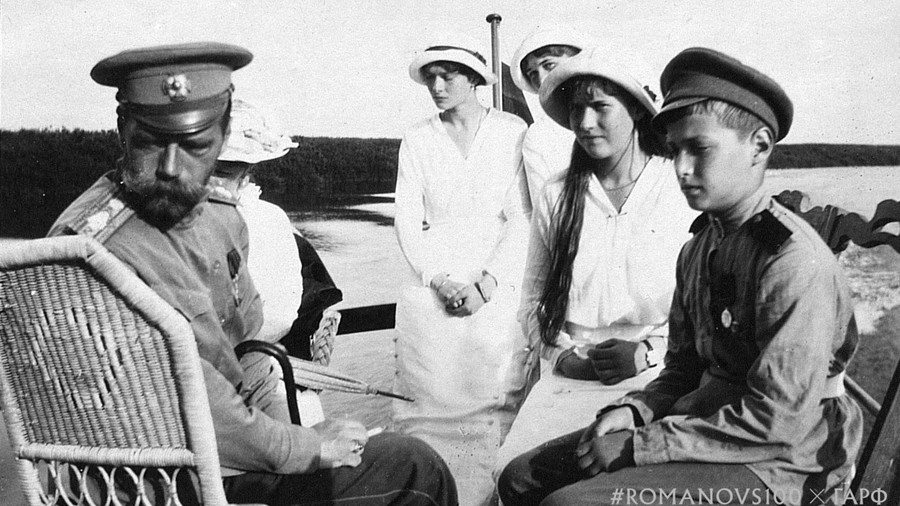 #Romanovs100 finale: Centenary of Romanov family execution (LIVE UPDATES)