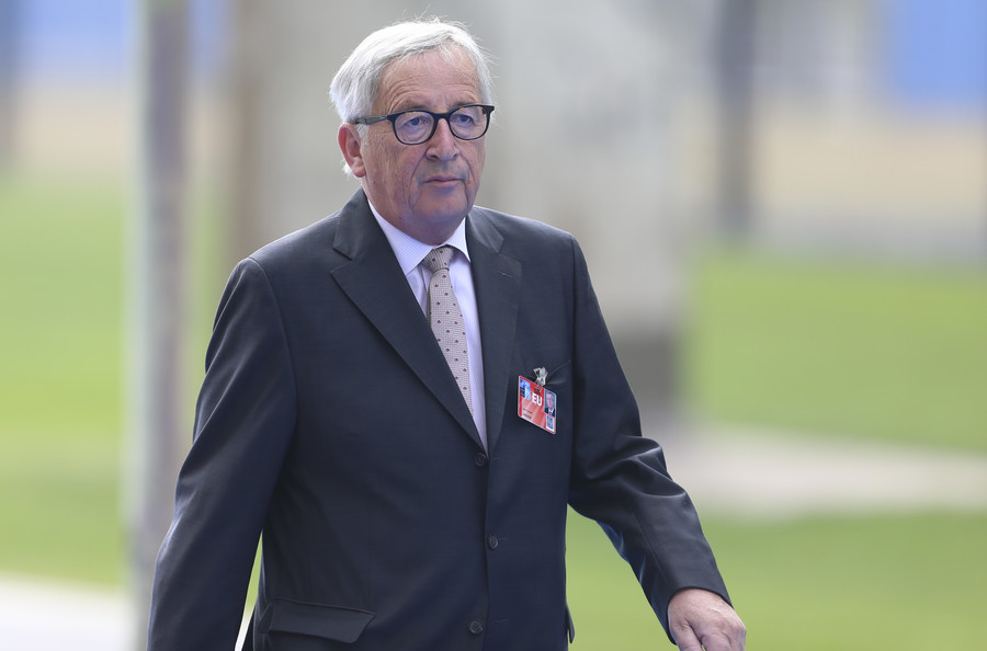 Jean-Claude Juncker news