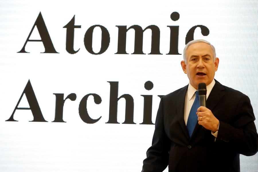 Blowtorches in the night: Israel briefs US media on Iranian archive heist