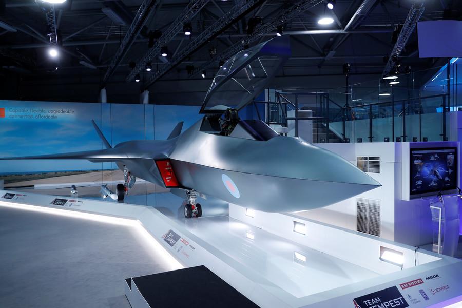 Britain to invest £2bn developing Tempest fighter jet, Gavin Williamson announces