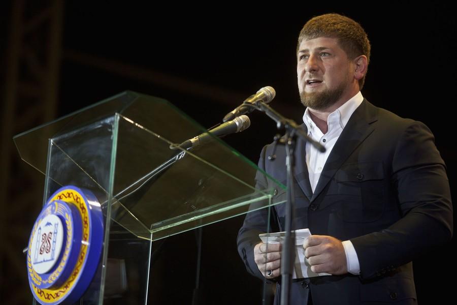 Kadyrov invites Palestinian leader Abbas to celebrate bicentenary of Chechen capital Grozny