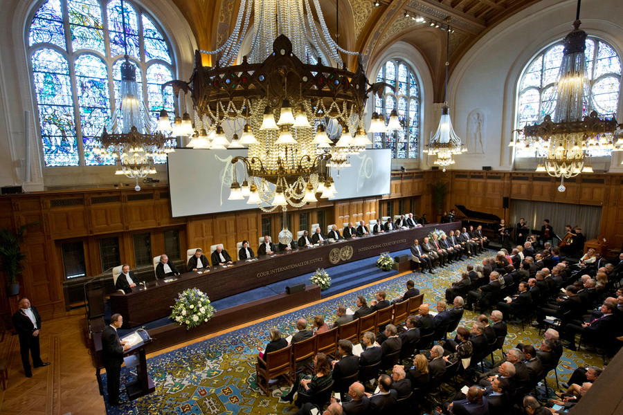 Iran wants to take US to international court over re-imposed sanctions