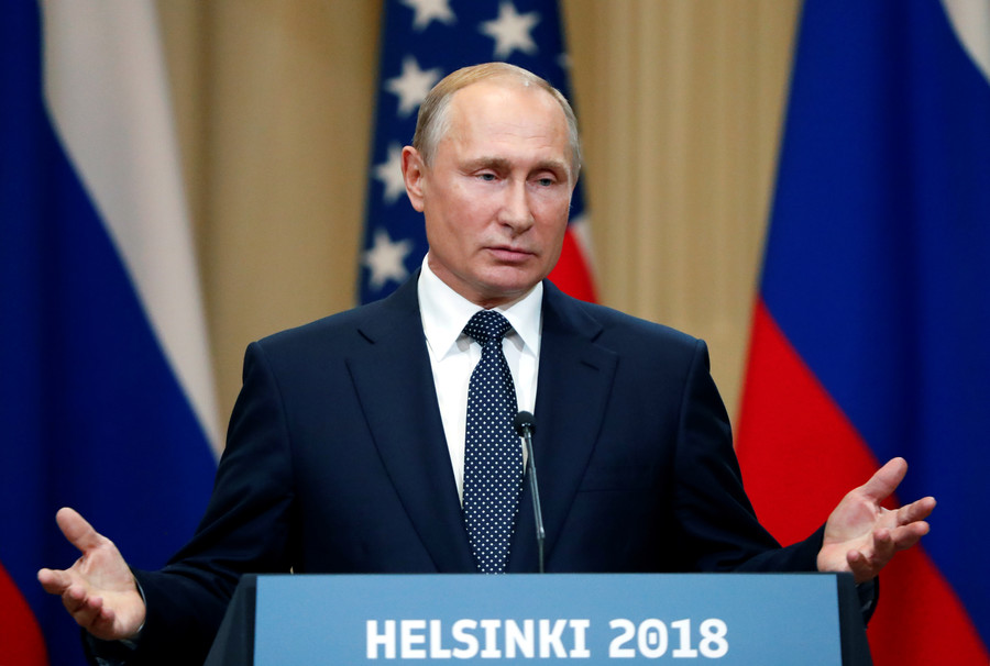 If Mueller investigation sends official request to question suspects, Russia will do that - Putin
