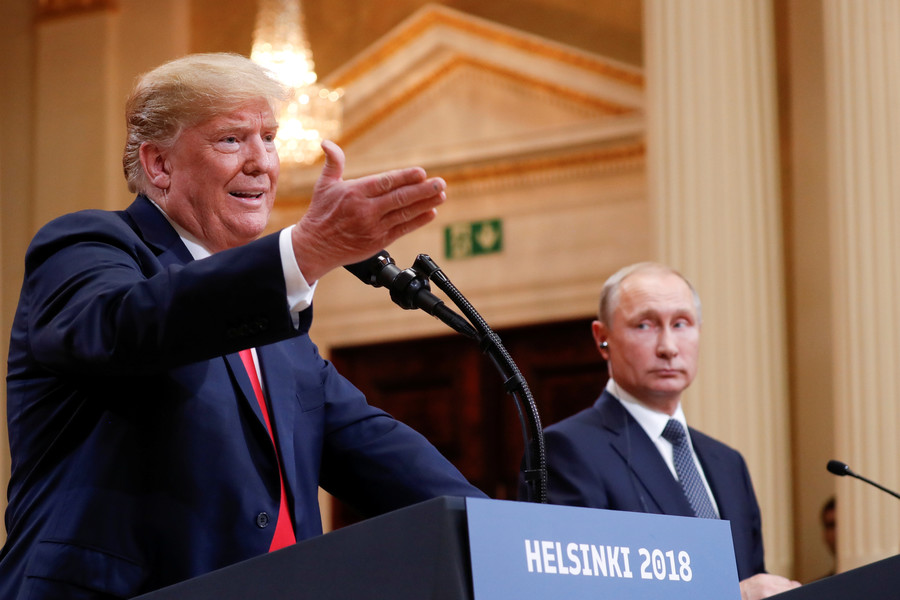 'Traitor, appeaser': Era of Twitter's hysterical 'hot-take' comes of age after Putin-Trump summit