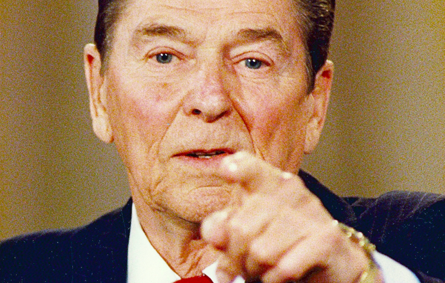 Cold War nostalgia? MSNBC plays clip from Reagan's 'Evil Empire' speech in warning to Trump
