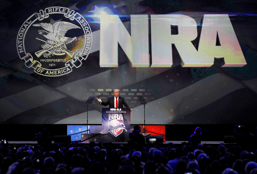 Dark money secrets: NRA, Planned Parenthood & others can now conceal donors